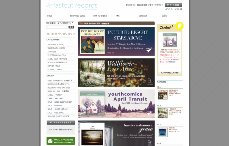 fastcut records